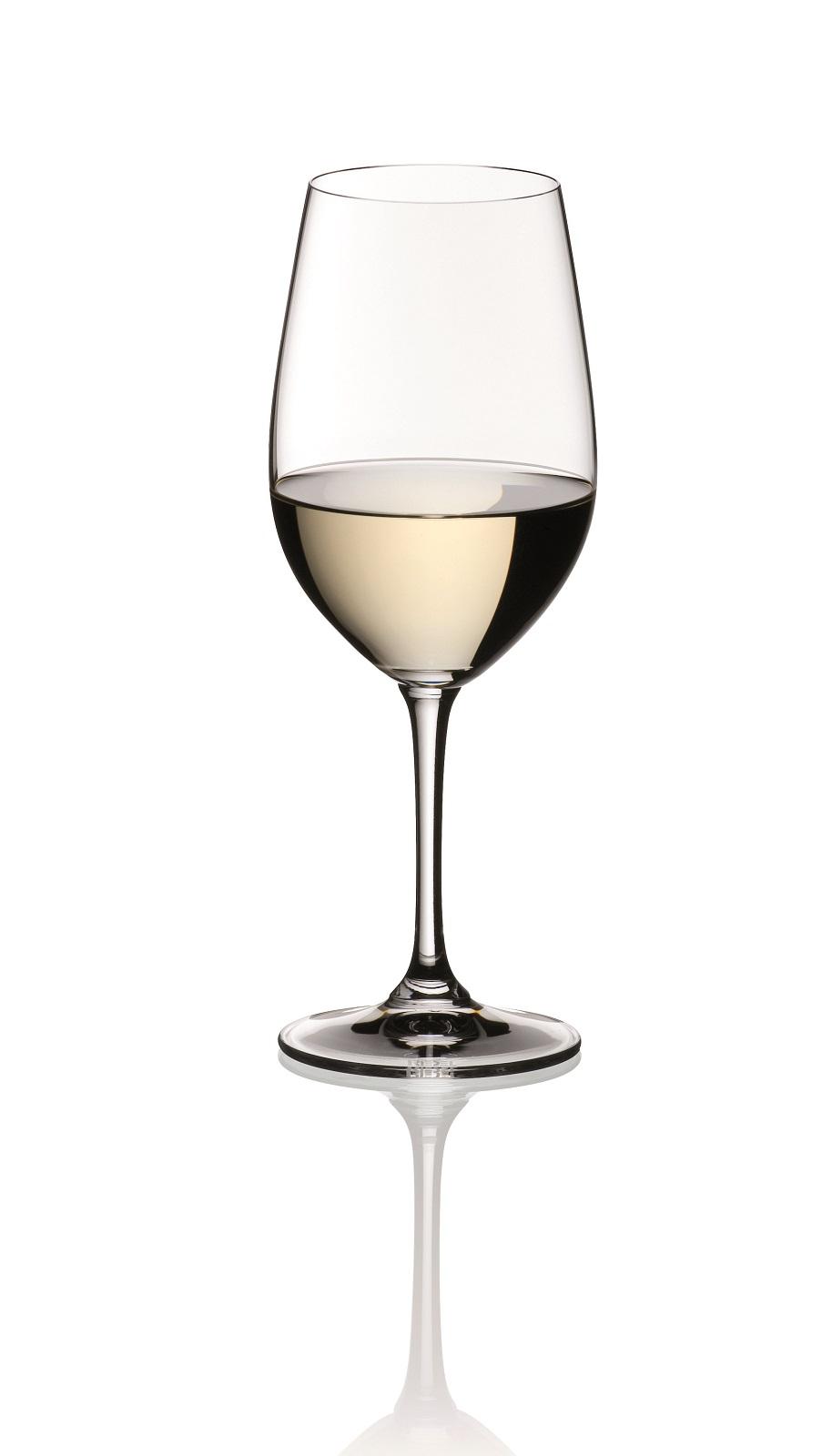 Набор бокалов для вина_Zinfandel/Riesling Riedel Vinum, объем 0,4 л, прозрачный, 2 штуки Riedel 6416/15 фото 1