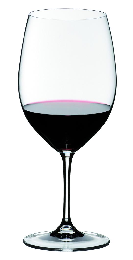 Онлайн каталог PROMENU: Набор (2 шт) бокалов для кр.вина_Caber.Sauv/Merlot 0,61 л Riedel Vinum  (6416/0) Riedel 6416/0