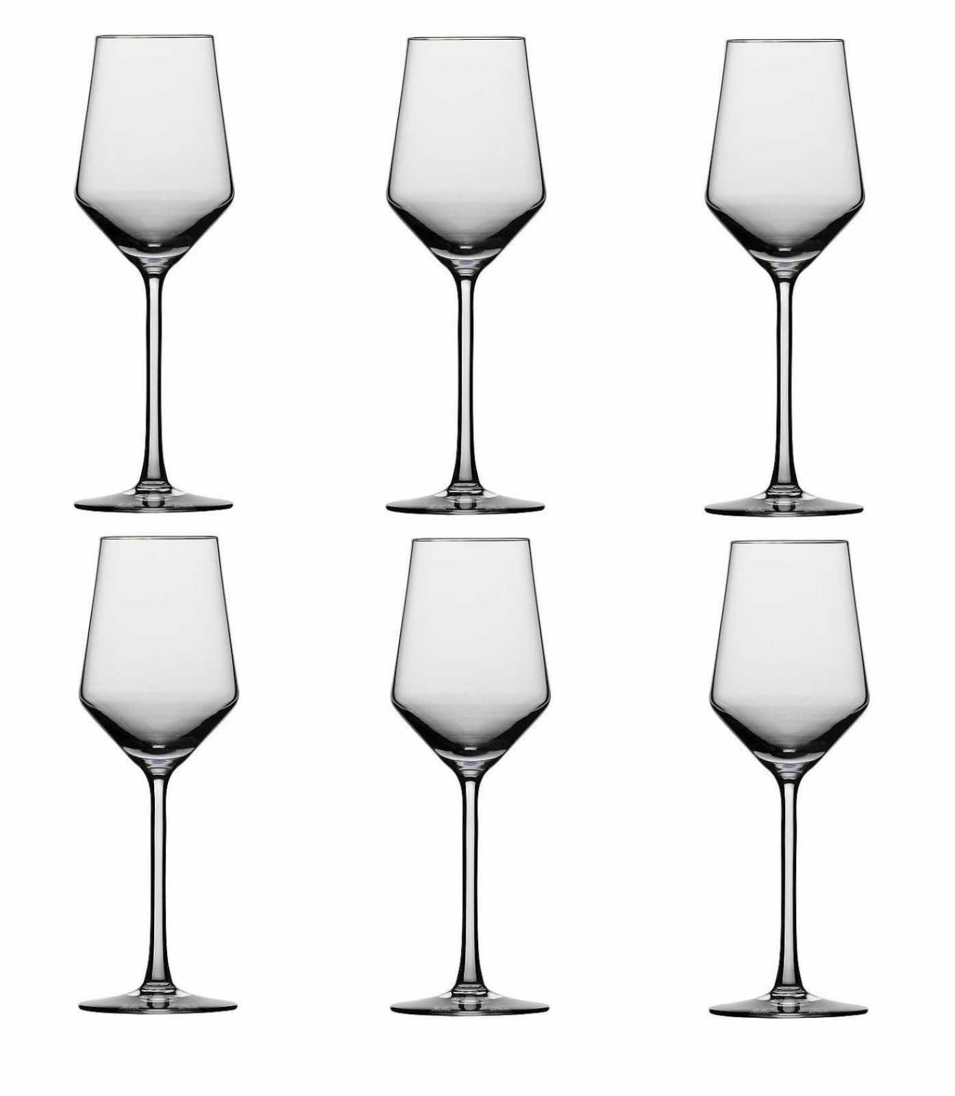 Онлайн каталог PROMENU: Набор бокалов для белого вина Schott Zwiesel PURE, объем 0,3 л, прозрачный, 6 штук Schott Zwiesel 112414_6шт