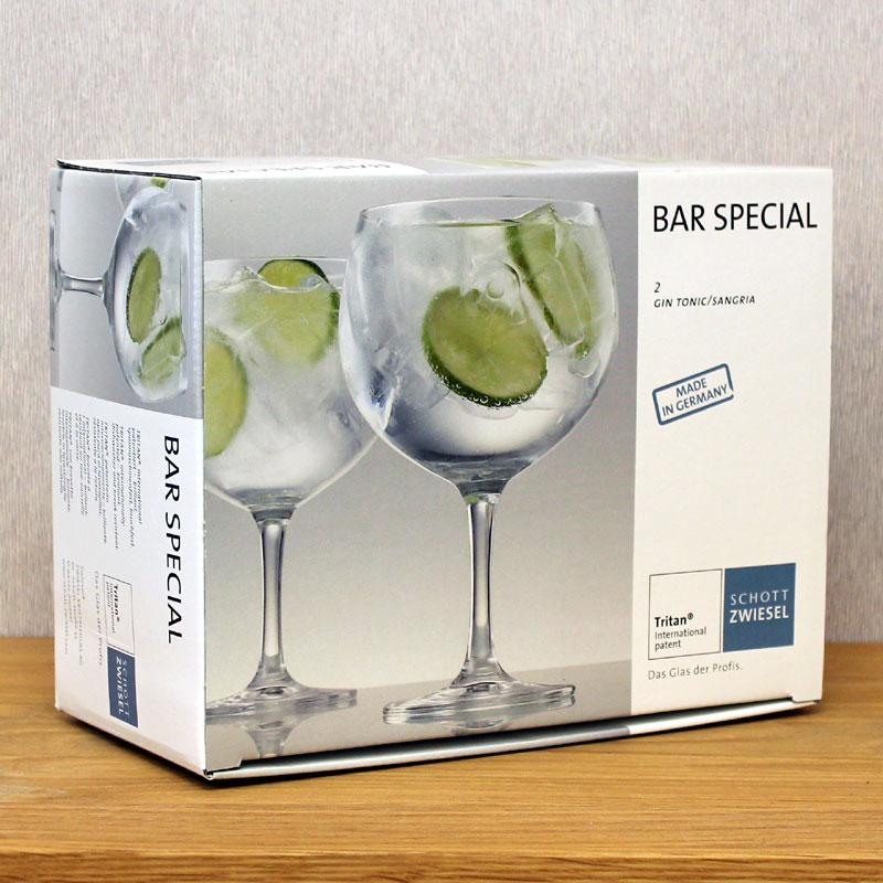 Набор бокалов для коктейлей Schott Zwiesel BAR SPECIAL, объем 0,7 л, прозрачный, 2 штуки Schott Zwiesel 118743 фото 4