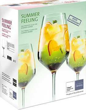 Набор бокалов для коктейля Schott Zwiesel, прозрачный, 2 штуки Schott Zwiesel 118662 фото 3