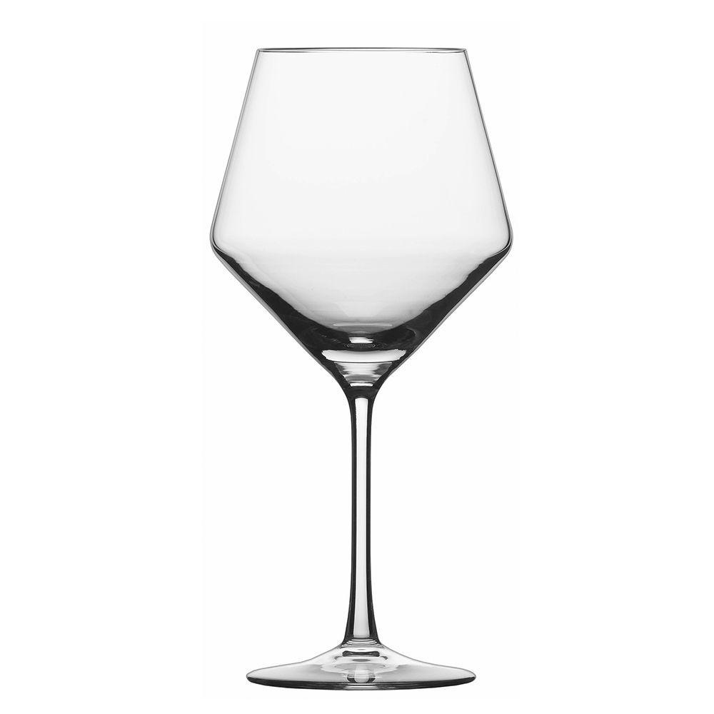 Набор бокалов для красного вина Schott Zwiesel PURE, прозрачный, 2 штуки Schott Zwiesel 112943_PROMO фото 1
