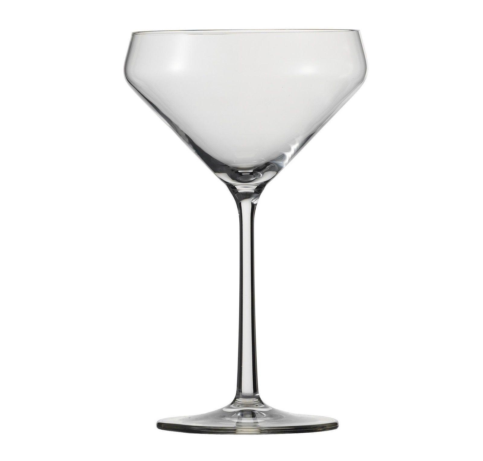 Набор бокалов для мартини Schott Zwiesel PURE, объем 0,343 л, прозрачный, 6 штук Schott Zwiesel 113755_6шт фото 1