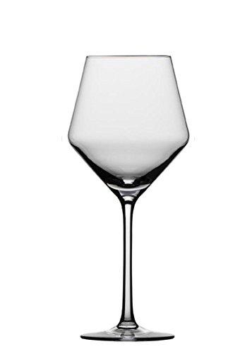 Набор бокалов для красного вина Schott Zwiesel PURE, объем 0,465 л, прозрачный, 6 штук Schott Zwiesel 112422_6шт фото 1