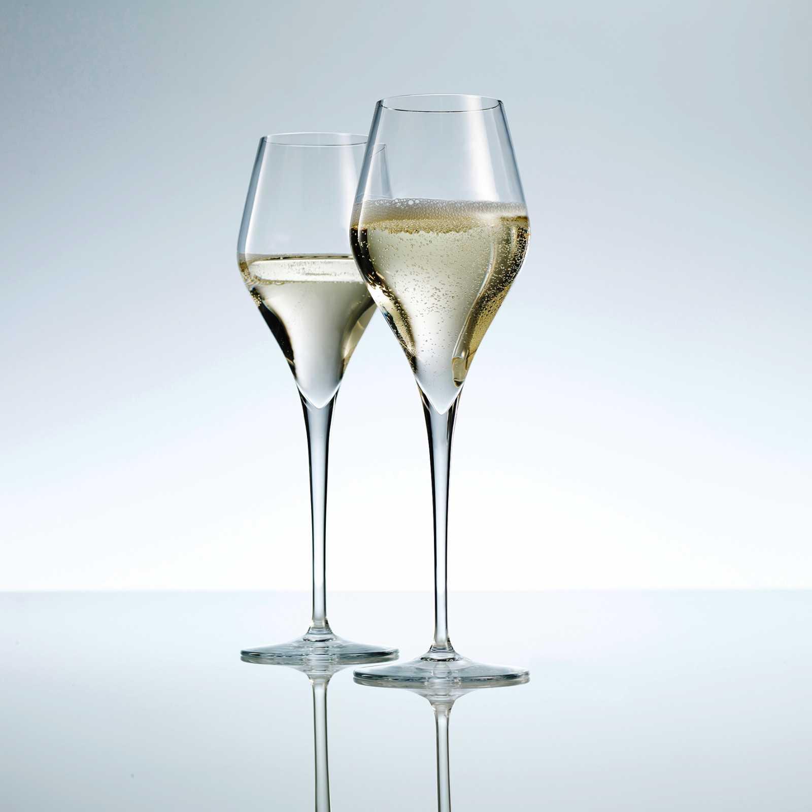Набор бокалов для шампанского Schott Zwiesel Champagne Time, 0,298 л, прозрачный, 2 штуки Schott Zwiesel 119821 фото 1