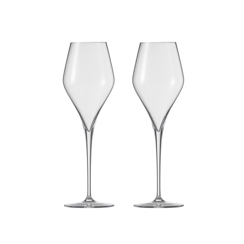 Набор бокалов для шампанского Schott Zwiesel Champagne Time, 0,298 л, прозрачный, 2 штуки Schott Zwiesel 119821 фото 0