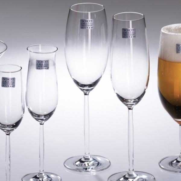 Набор бокалов для шампанского Schott Zwiesel DIVA, объем 0,293 л, прозрачный, 6 штук Schott Zwiesel 105702_6 фото 2