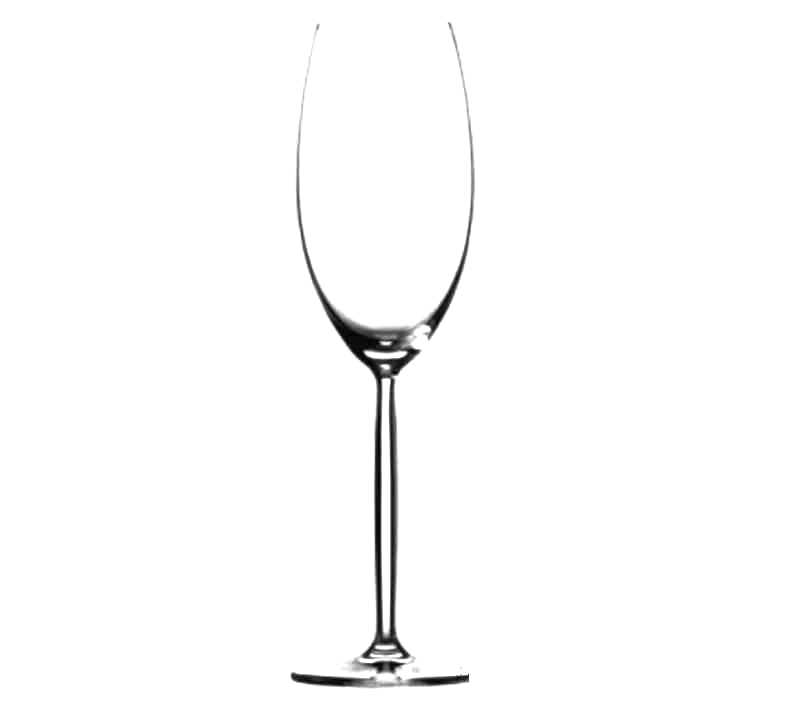 Набор бокалов для шампанского Schott Zwiesel DIVA, объем 0,293 л, прозрачный, 6 штук Schott Zwiesel 105702_6 фото 3