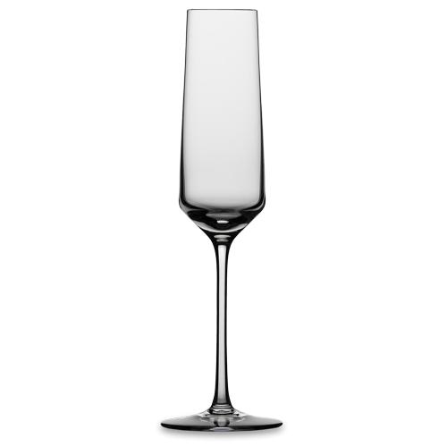 Набор бокалов для шампанского Schott Zwiesel PURE, прозрачный, 2 штуки Schott Zwiesel 112941_PROMO фото 1