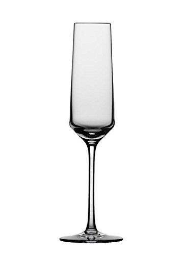 Онлайн каталог PROMENU: Набор бокалов для шампанского Schott Zwiesel Pure, объем 209 мл                               112415_6шт