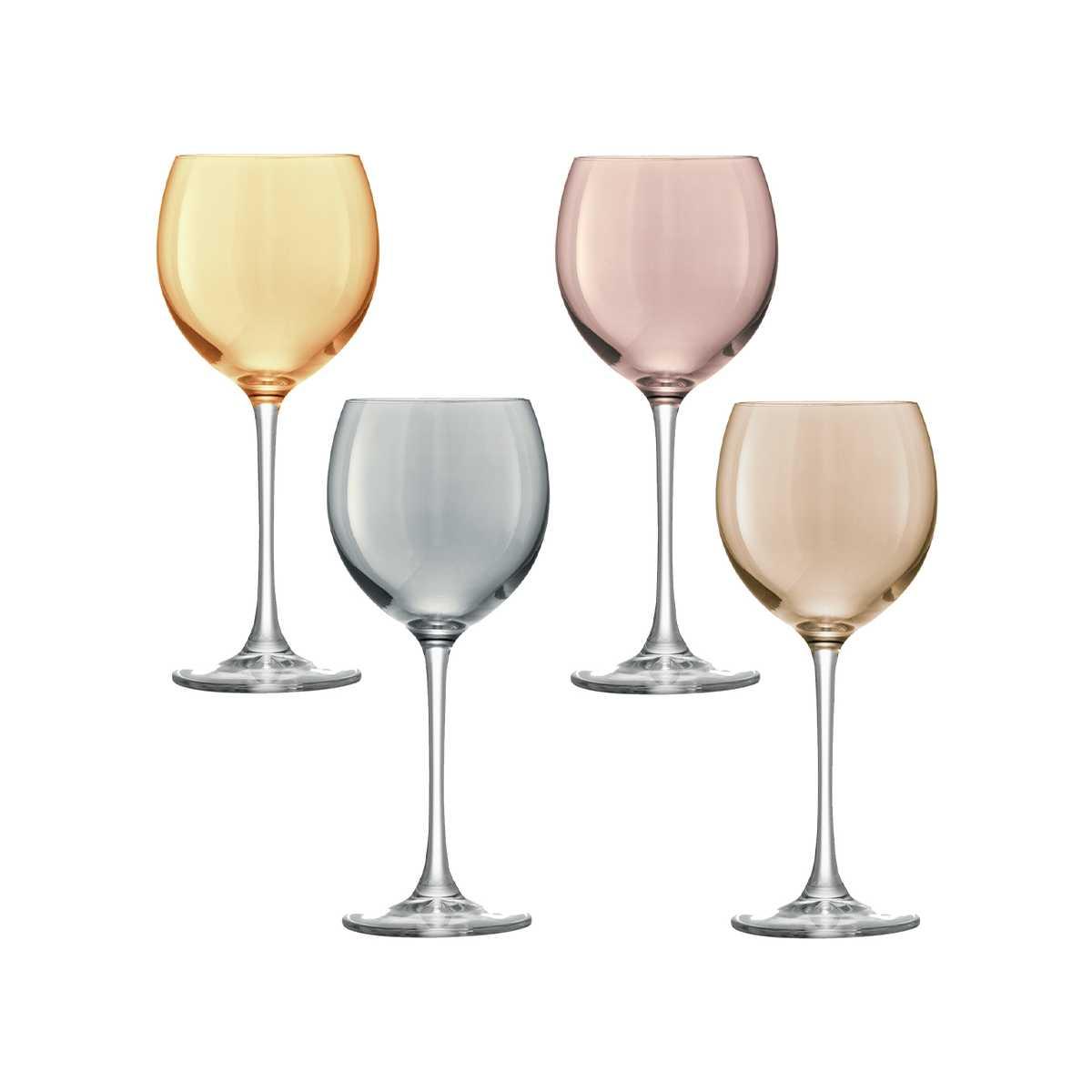 Онлайн каталог PROMENU: Набор бокалов для вина LSA, объем 0,4 л, 4 шт. LSA G932-14-960