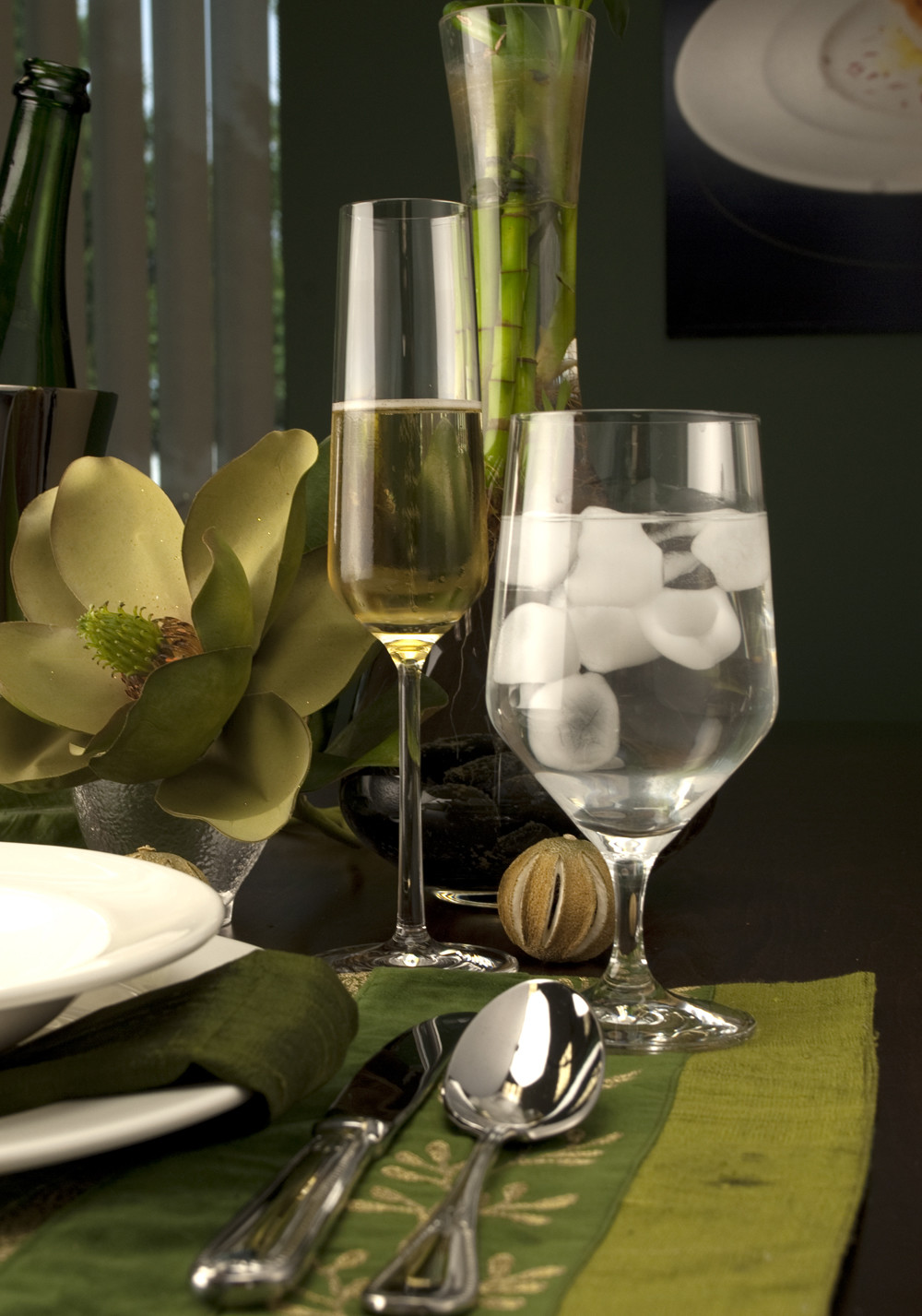 Набор бокалов для воды Schott Zwiesel PURE, объем 0,451 л, прозрачный,  6 штук Schott Zwiesel 112842_6шт фото 3