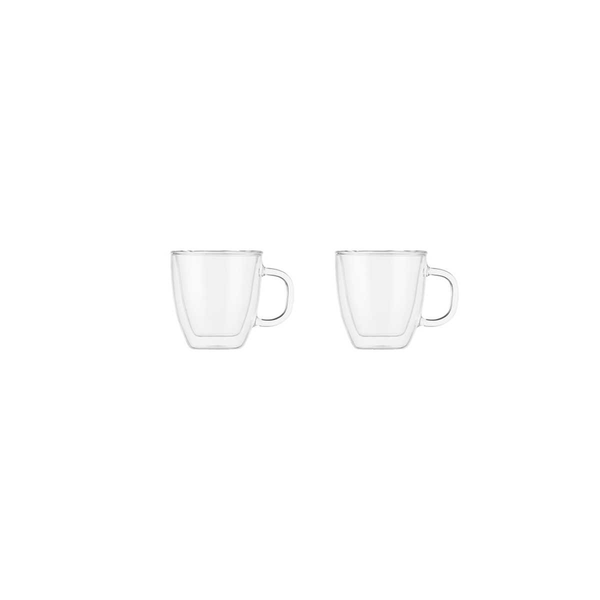 Набор чашек для эспрессо 0,15 л, 2 шт Bodum Bistro  (10602-10) Bodum 10602-10 фото 0