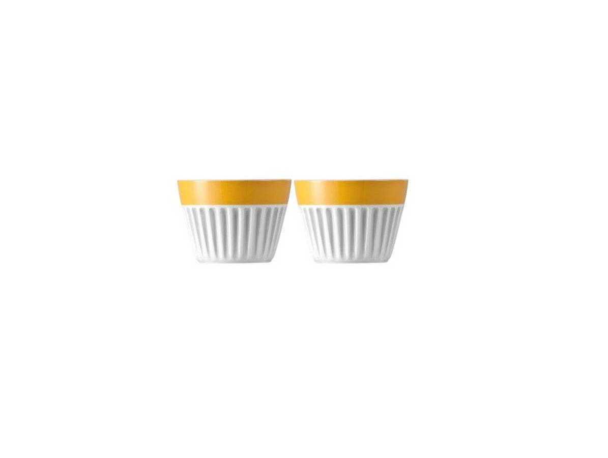 Онлайн каталог PROMENU: Набор чашек для капучино Rosenthal SUNNY DAY, желтый, 2 штуки Rosenthal 10850-408502-28391
