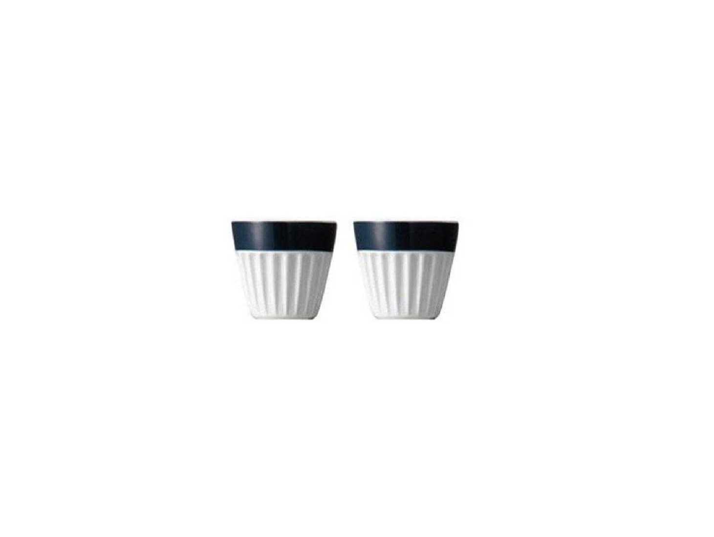 Онлайн каталог PROMENU: Набор чашек для капучино Rosenthal SUNNY DAY, черный, 2 штуки Rosenthal 10850-408519-28391
