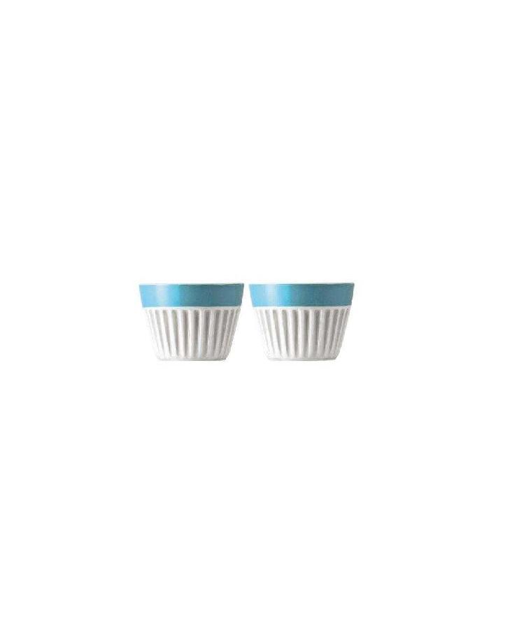 Набор чашек для капучино Rosenthal SUNNY DAY, голубой, 2 штуки Rosenthal 10850-408530-28391 фото 1