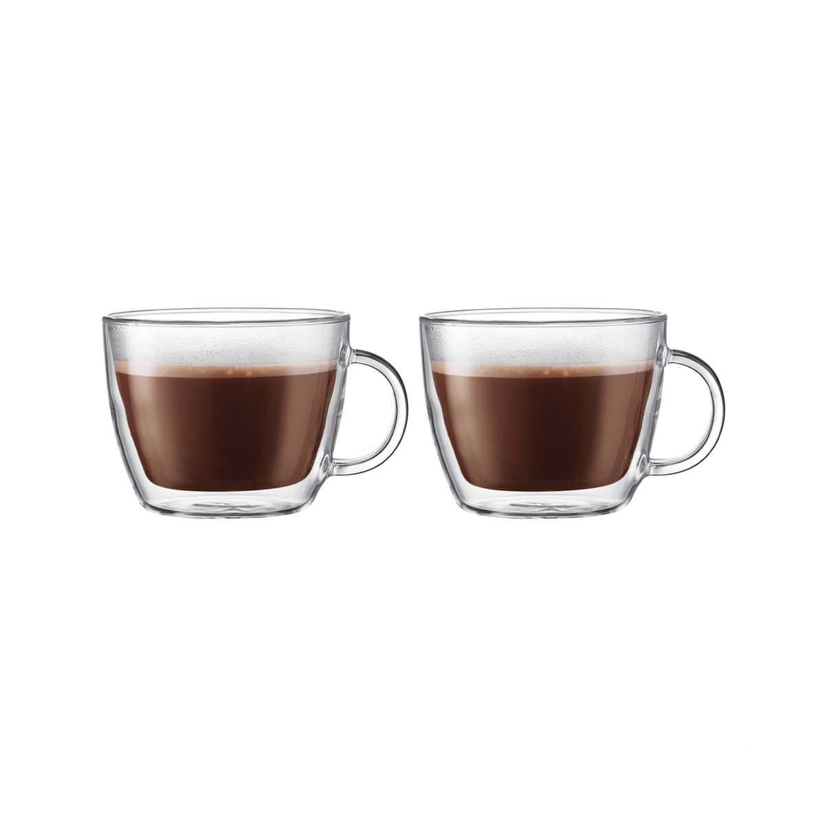 Набор чашек для латте 0,45 л, 2 шт Bodum Bistro  (10608-10) Bodum 10608-10 фото 1