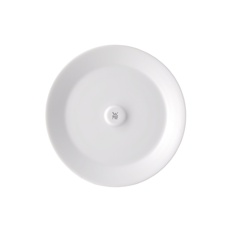 Набор: чашка с блюдцем и ложкой WMF BARISTA, белый, 3 предмета WMF 06 8621 6040 фото 2