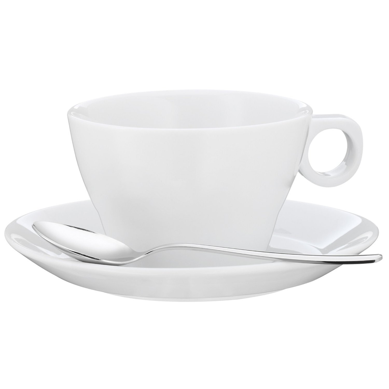 Набор: чашка с блюдцем и ложкой WMF Barista, 3 предмета WMF 06 8622 6040 фото 0