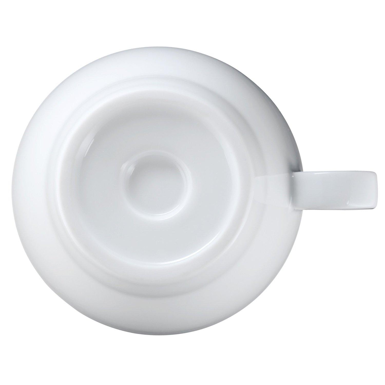 Набор: чашка с блюдцем и ложкой WMF Barista, 3 предмета WMF 06 8622 6040 фото 3