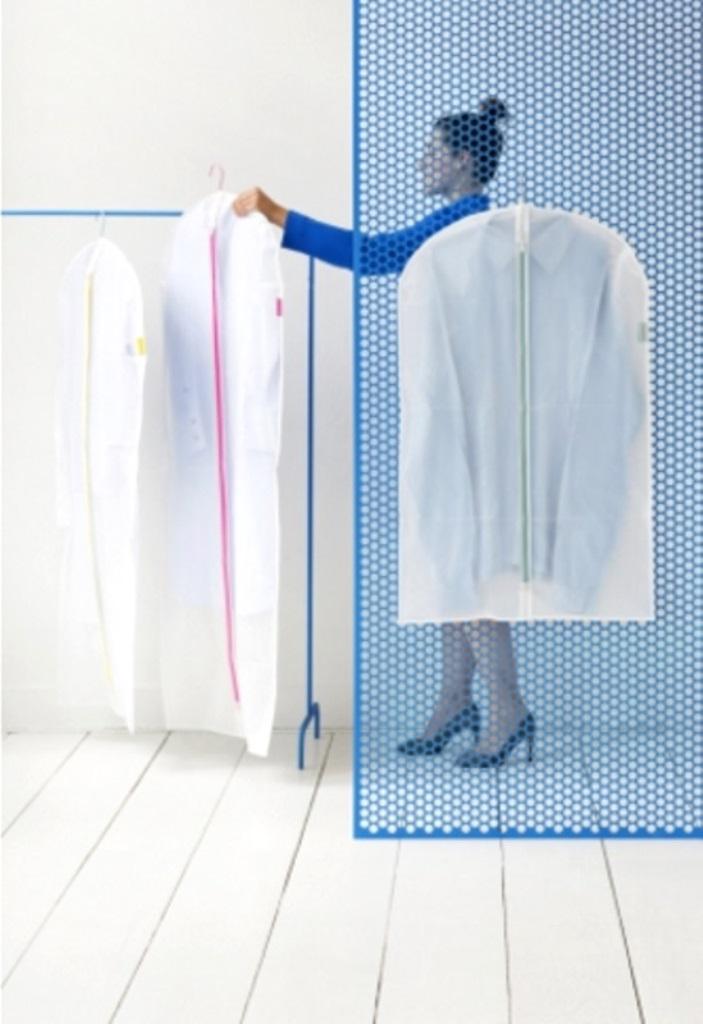 Набор чехлов для одежды Brabantia, размер M, 2 шт. Brabantia 108723 фото 3