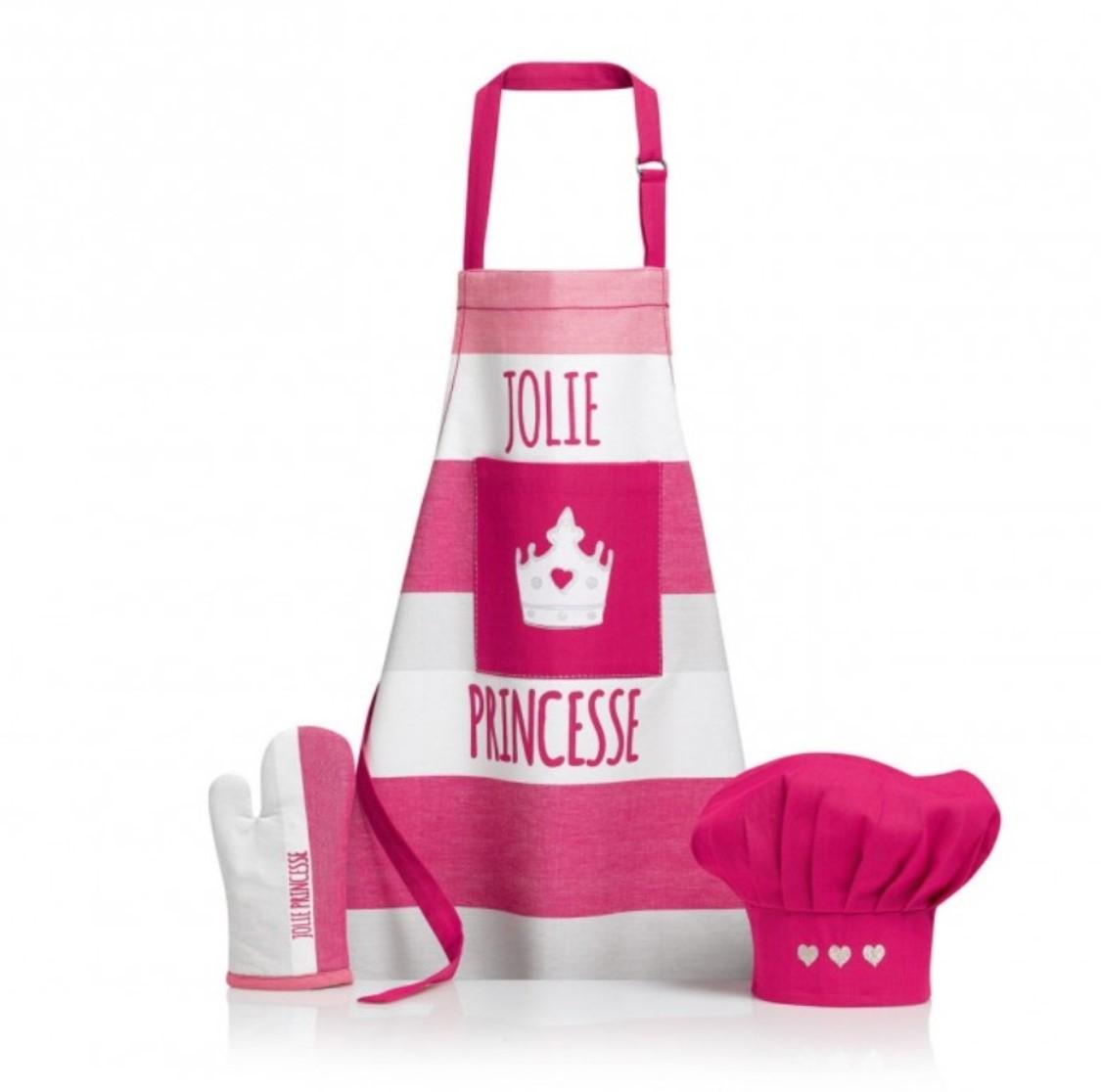 Набор детский Winkler OFFIC, розовый с белым, 3 предмета Winkler 8788030103 фото 1