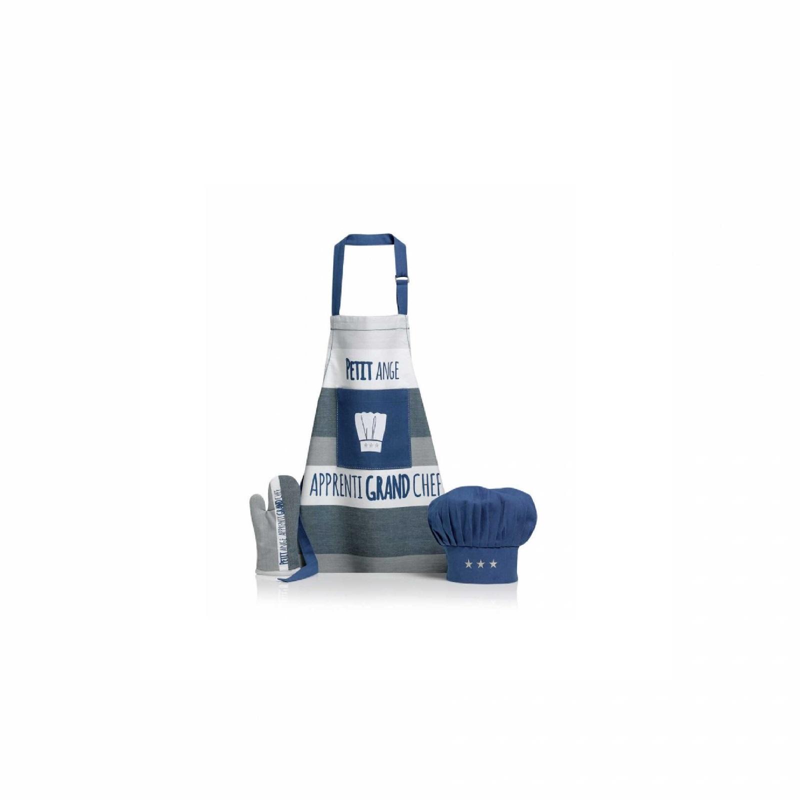 Набор детский, синий с серым Winkler OFFIC, 3 предмета Winkler 7653050103 фото 1