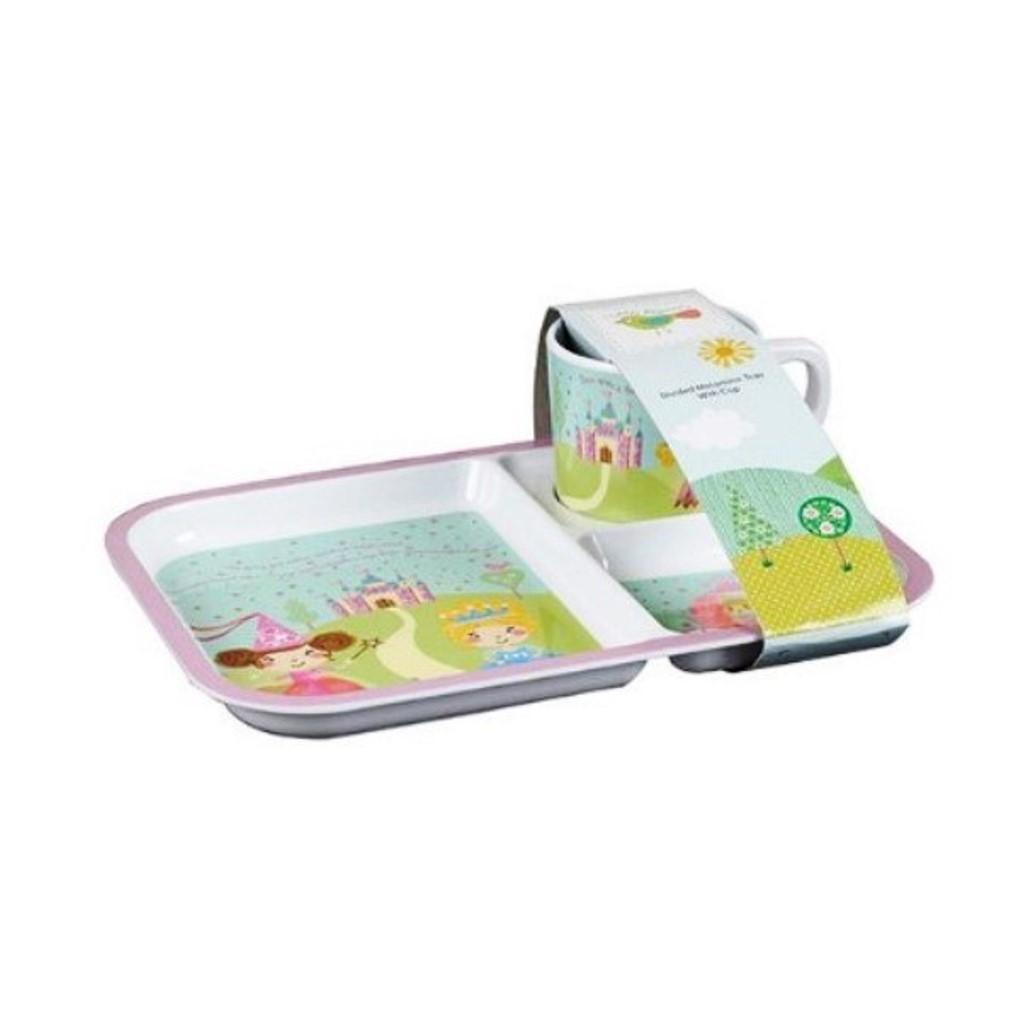 Онлайн каталог PROMENU: Набор детский чашка с подносом Churchill LITTLE RHYMES, 2 предмета Churchill CIND00201