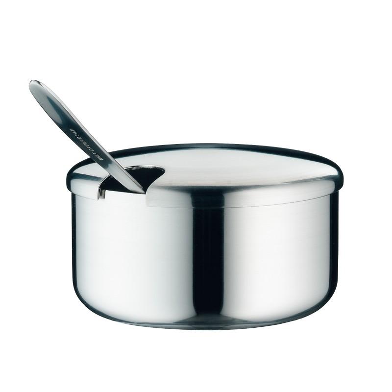 Набор для сахара и сливок WMF, серебристый, 3 предмета WMF 06 5858 6030 фото 1