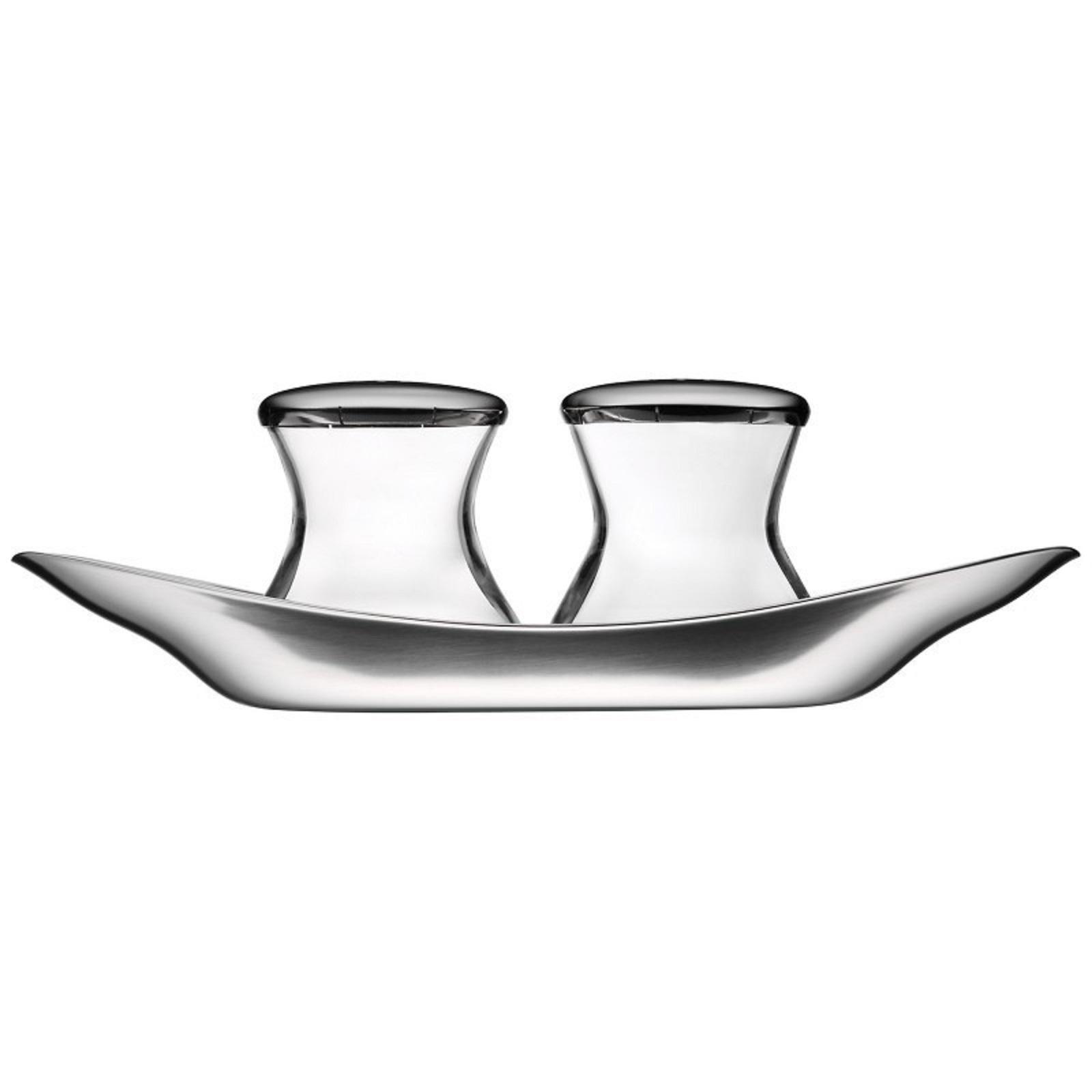 Онлайн каталог PROMENU: Набор для специй WMF Wagenfeld, серебристый, 3 предмета WMF 06 6007 9990