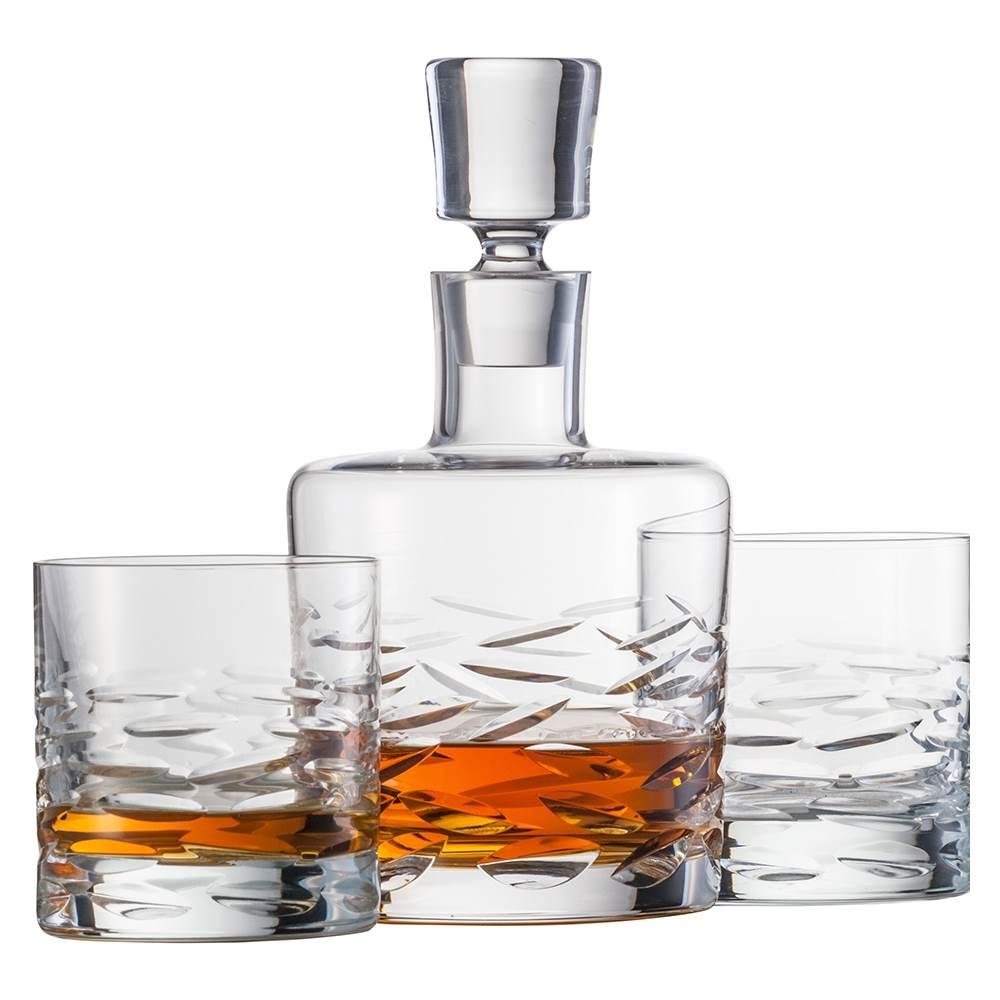 Онлайн каталог PROMENU: набор для виски: графин + 2 стакана                               120147