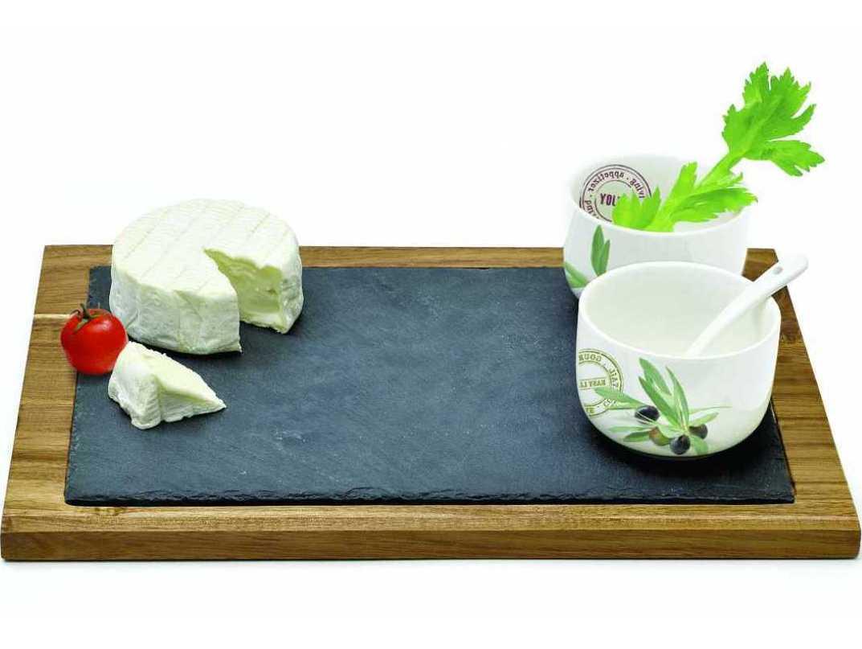 Онлайн каталог PROMENU: Набор для закусок Nuova R2S LOUNGE COLLECTION, 5 предметов                               997 OFR