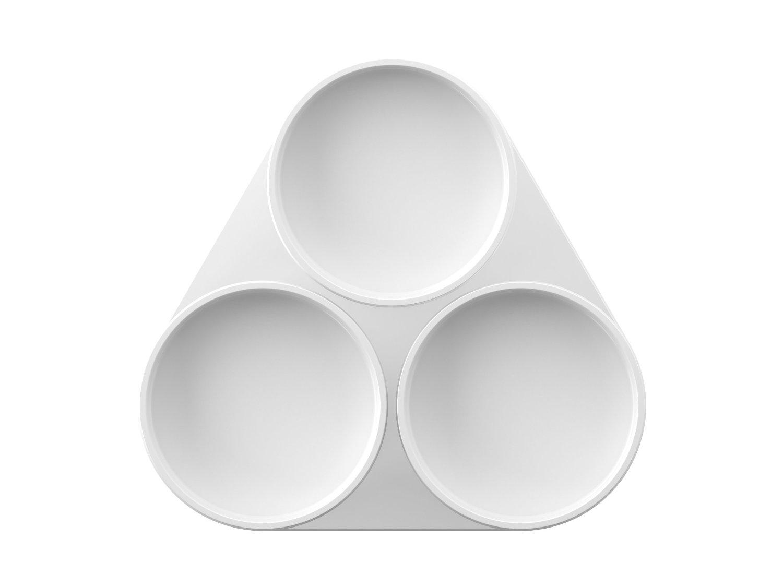 Набор емкостей для хранения круп Joseph Joseph FOOD STORE, белый, 7 предметов Joseph Joseph 81001 фото 4