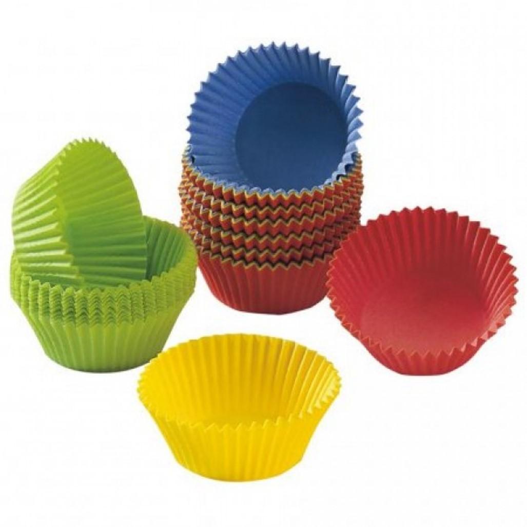 Онлайн каталог PROMENU: Набор форм для конфет Kaiser Backform PATISSERIE, 3,5 см, разноцветный, 200 штук                               23 0076 9271