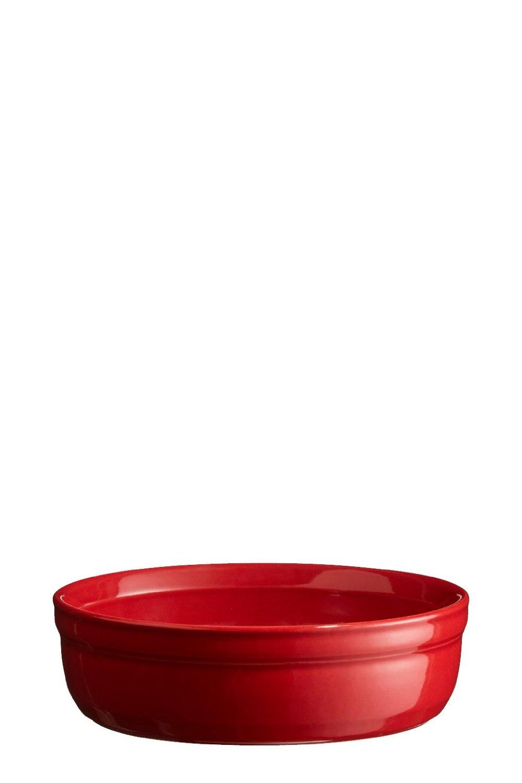 Набор форм для крем-брюле Emile Henry, 13 см, красный, 2 штуки Emile Henry 344013 фото 1
