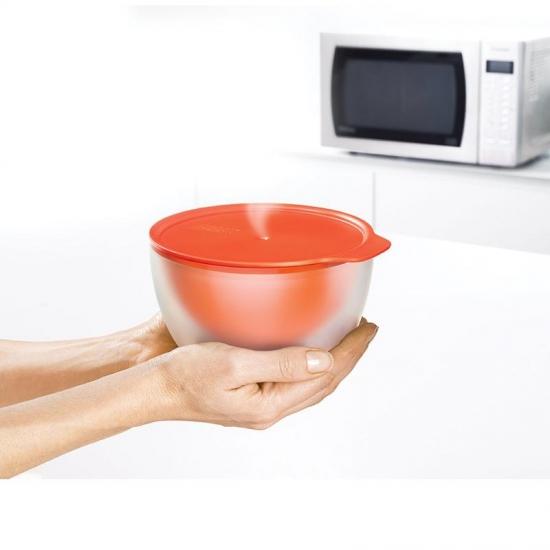 Набор из двух емкостей для микроволновой печи Joseph Josep M-CUISINE, оранжевый Joseph Joseph 45005 фото 1
