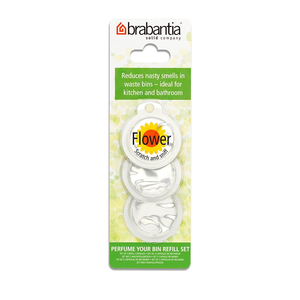 Онлайн каталог PROMENU: Набор капсул ароматических Brabantia, 3 шт. Brabantia 482083