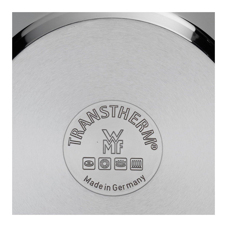 Набор кастрюль с крышками WMF Premium One, 4 штуки в наборе (20 см х 2,5 л, 16 см х 2 л, 20 см х 3,3 л, 24 см х 5,6 л) WMF 17 8804 6040 фото 6