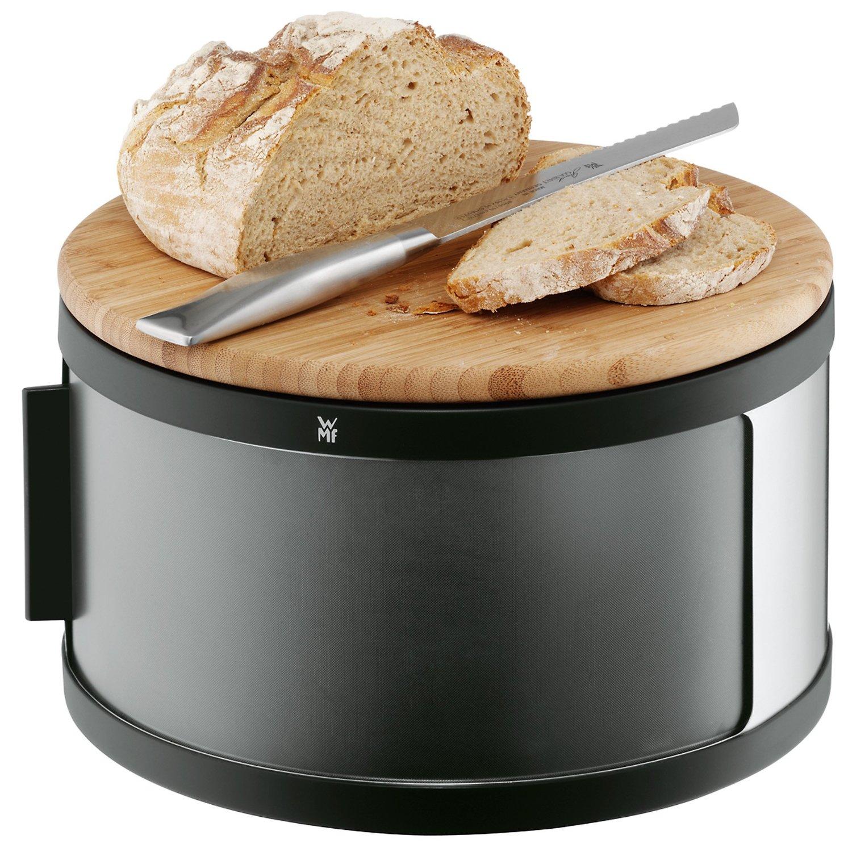 Набор хлебница с доской 32 см WMF Master Line  (06 3445 6030) WMF 06 3445 6030 фото 1