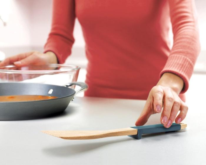 Набор кухонных инструментов  Joseph Joseph Elevate, carousel деревянный с подставкой, разноцветный, 5 предметов Joseph Joseph 10060 фото 2