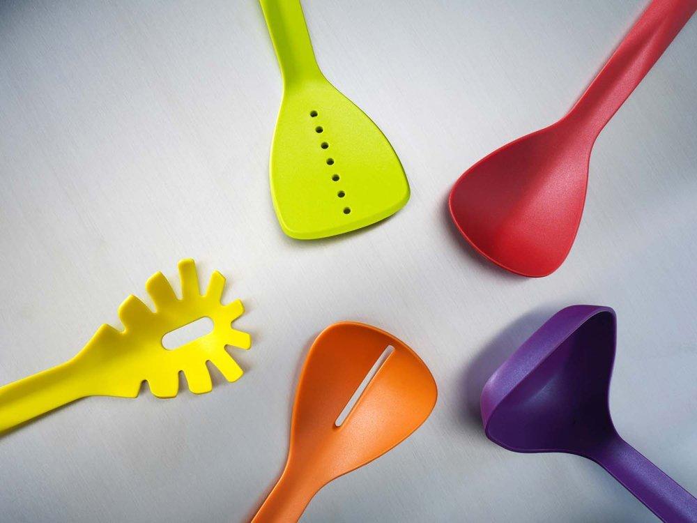 Набор кухонных инструментов Joseph Joseph NEST, разноцветный, 5 предметов Joseph Joseph 10061 фото 3