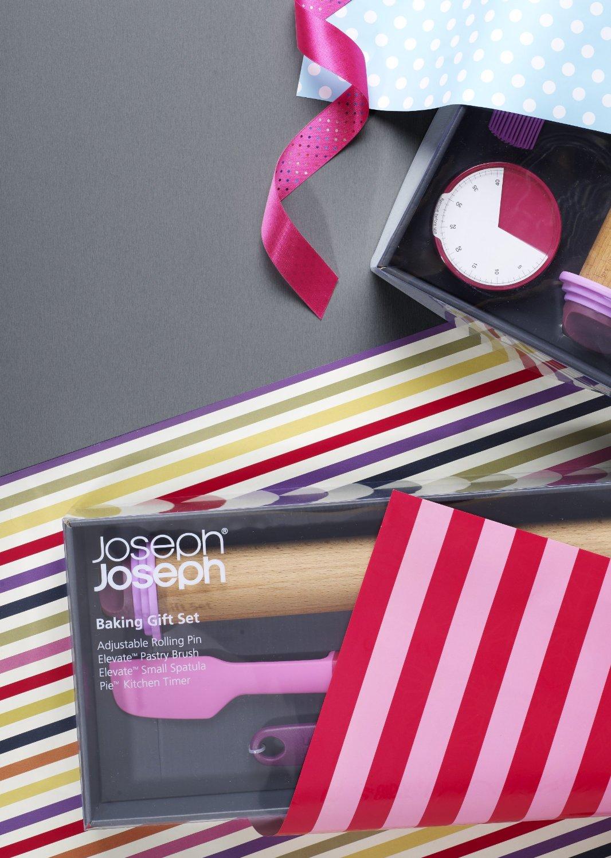 Набор кухонных принадлежностей Joseph Joseph, разноцветный, 4 предмета Joseph Joseph 98150 фото 1