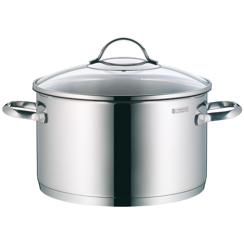 Набор кухонной посуды WMF, 5 предметов (16 см х 2 л; 20 см х 2,5 л; 20 см х 3,5 л; 24 см х 6 л; ковш: 16 см х 1,6 л) WMF 07 2105 6380 SP фото 6