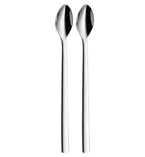 Онлайн каталог PROMENU: Набор ложек для мороженого WMF Nuova, длина 22 см, 2 шт. WMF 12 9179 6042