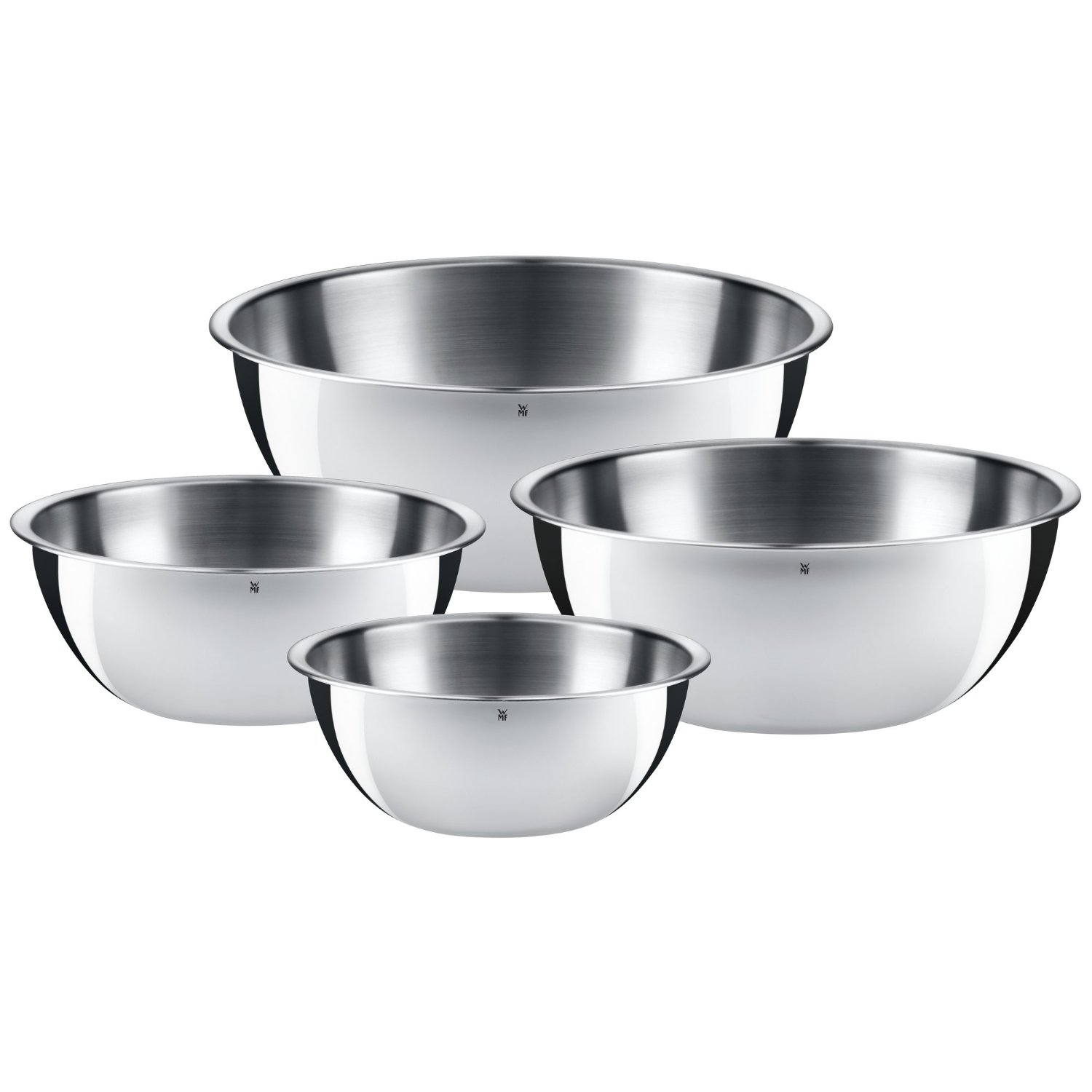 Онлайн каталог PROMENU: Набор мисок, 4 пр WMF Kitchen And Mixing Bowls  (06 4570 9990) WMF 06 4570 9990