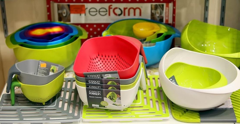 Набор мисок для смешивания (1,4 л, 2, 4 л, 3,8 л) и сепаратор для яйца Joseph Joseph NEST, разноцветный, 4 предмета Joseph Joseph 40015 фото 8