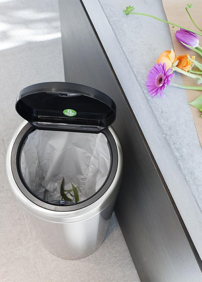 """Набор мусорных пакетов  Brabantia (23/30 л), """"G"""",  40 шт. Brabantia 375668 фото 1"""
