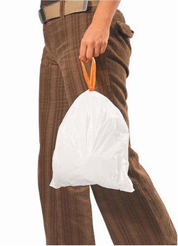 """Набор мусорных пакетов Brabantia (5 л), """"В"""" 60 шт. Brabantia 348969 фото 5"""