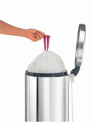 Набор мусорных пакетов в диспенсере Brabantia C (10/12 л), 40 шт. Brabantia 361982 фото 4