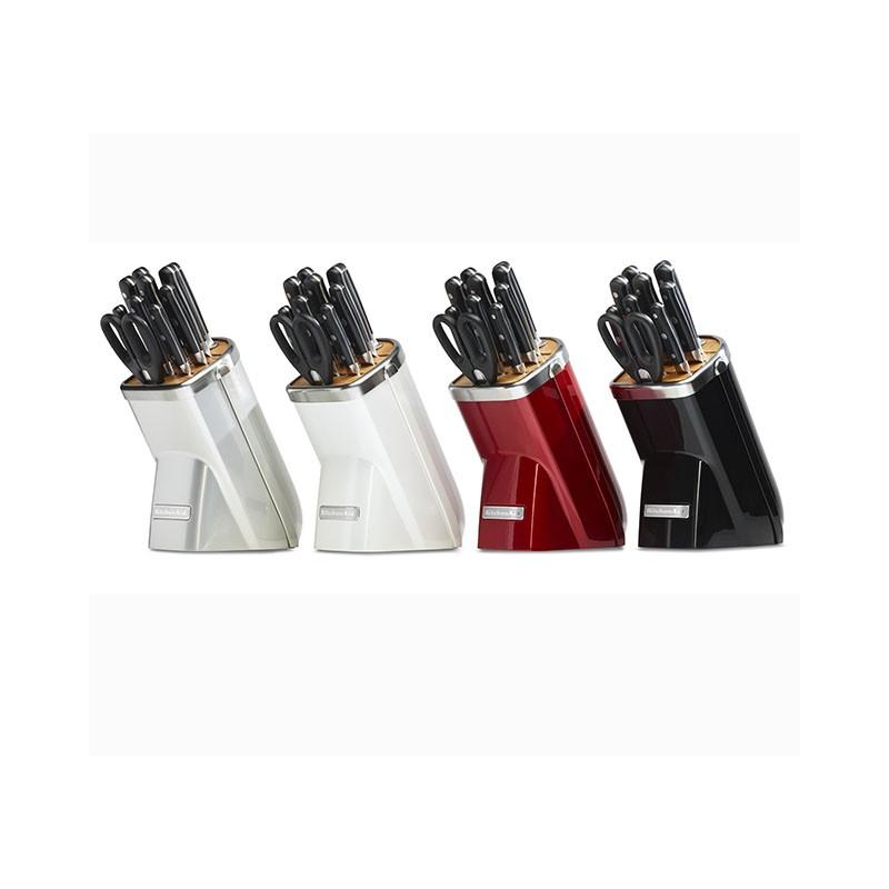 Набор ножей KitchenAid Professional Series, карамельное яблоко, 7 предметов KitchenAid KKFMA07CA фото 6